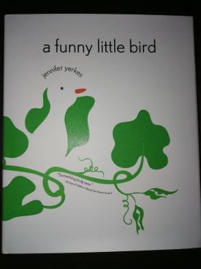 《A Funny Little Bird》封面