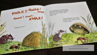 《Katak Oh Katak》内页2