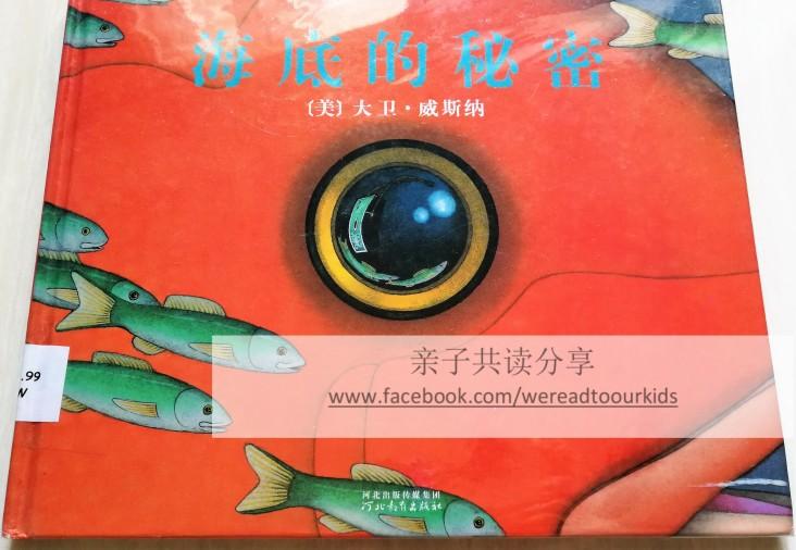 《海底的秘密》封面