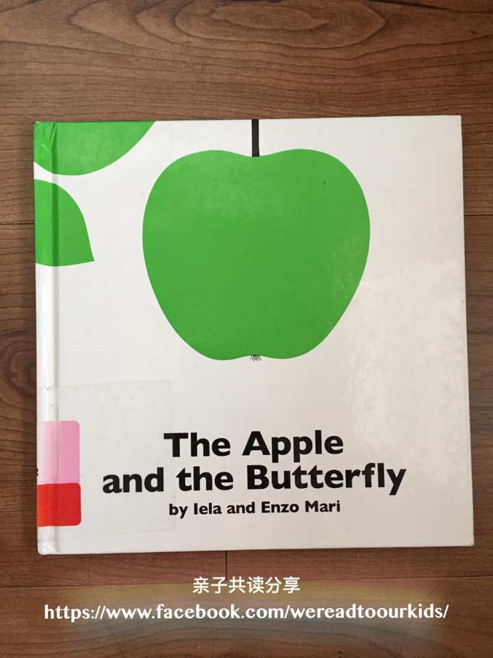 The Apple and the Butterfly 封面
