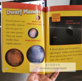 National Geographic Kids Level 2 《Planets》内页