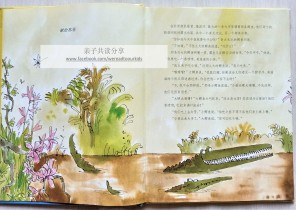 巨大的鳄鱼2_s