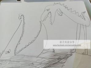 巨大的鳄鱼5_s