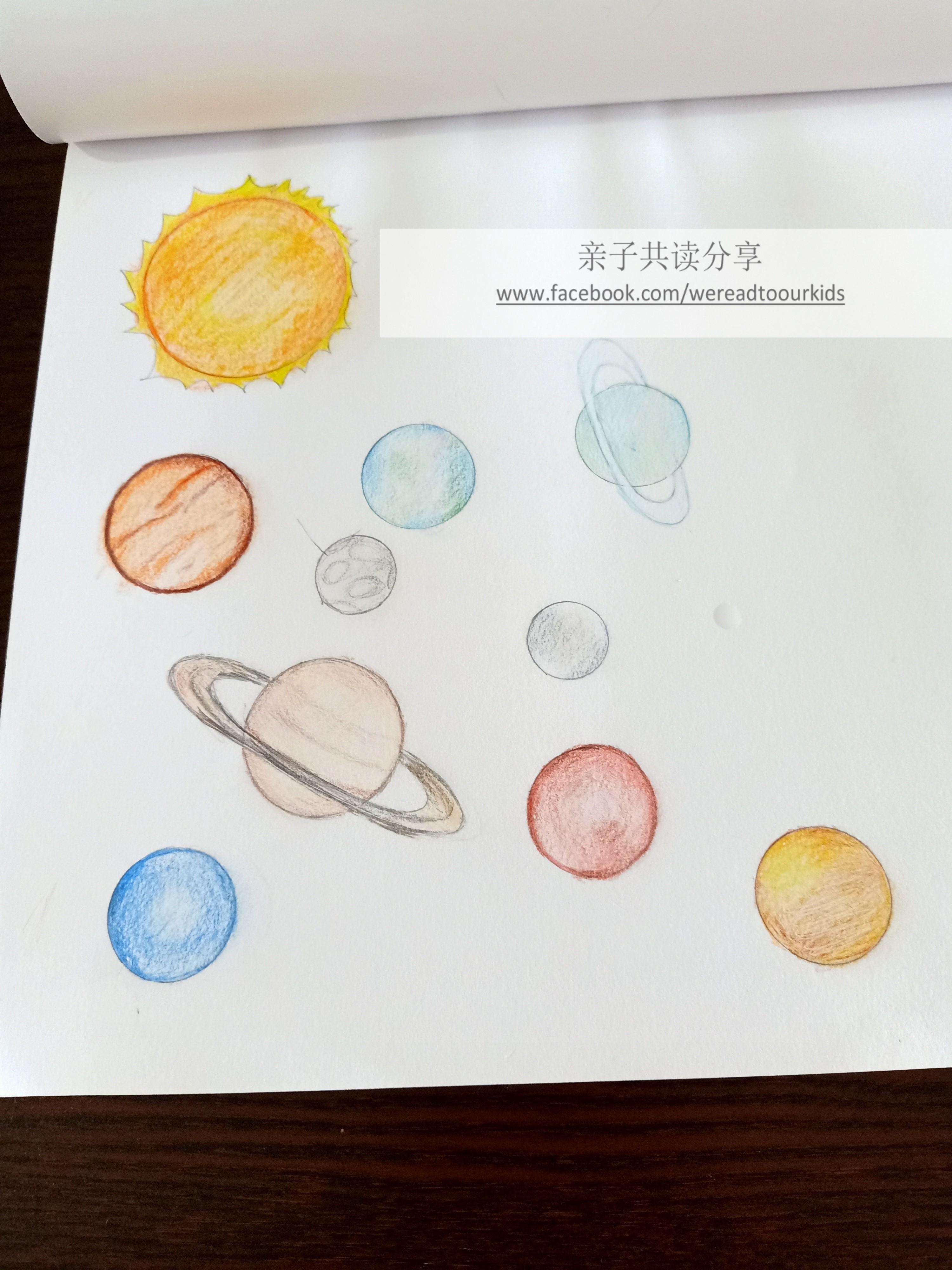 太空生日主题8