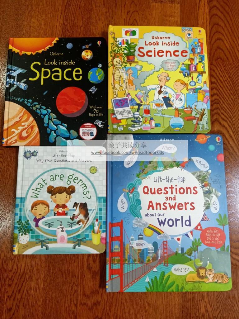 多多的启蒙科普书,适合与4岁以上孩子共读。