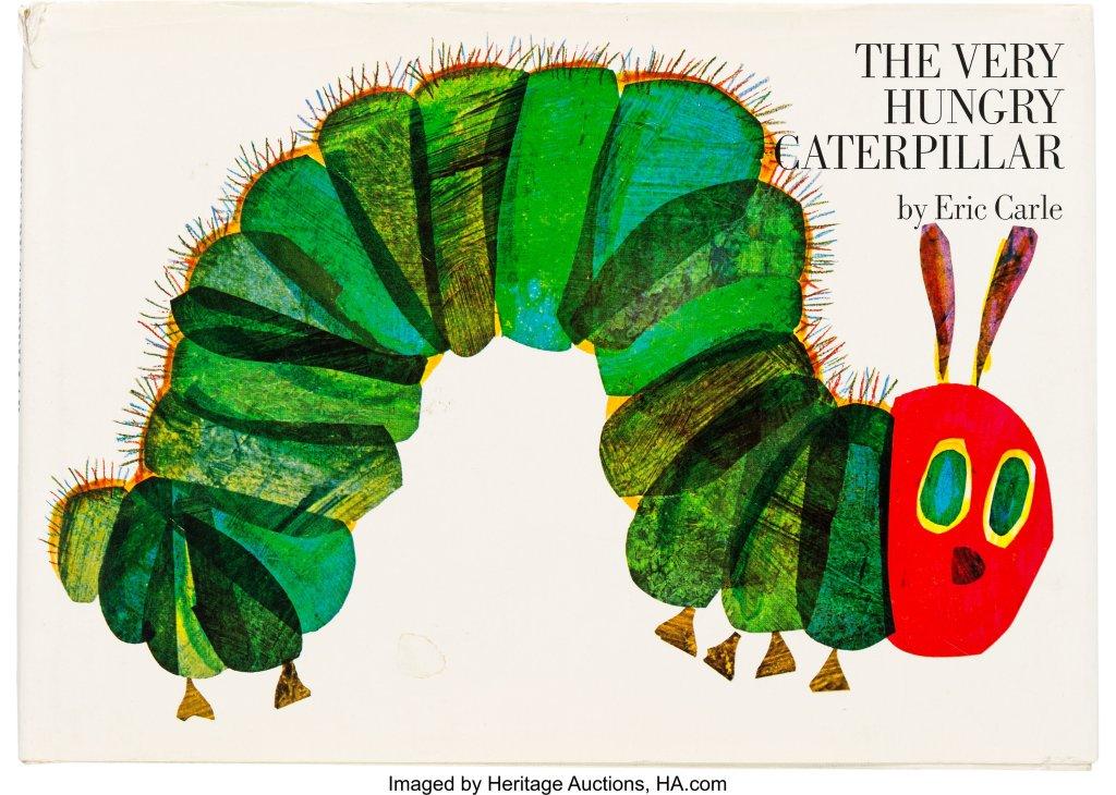 集毛毛虫科普和数字启蒙,这部卡爷爷Eric Carle的经典作品,适合与0-4岁孩子共读,大人可以配合一些动作和口技,孩子一定感觉很有趣。