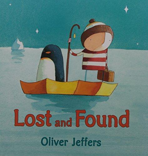 这是一个小男孩与一只小企鹅之间友情的小故事。Lost and Found是作者小男孩系列中之一,Up and Down,How to Catch a Star,The Way Back Home,都是走温馨友情路线的佳作。适合与3岁以上孩子共读。