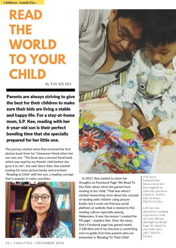 Page 1 - Read the World to Your Child