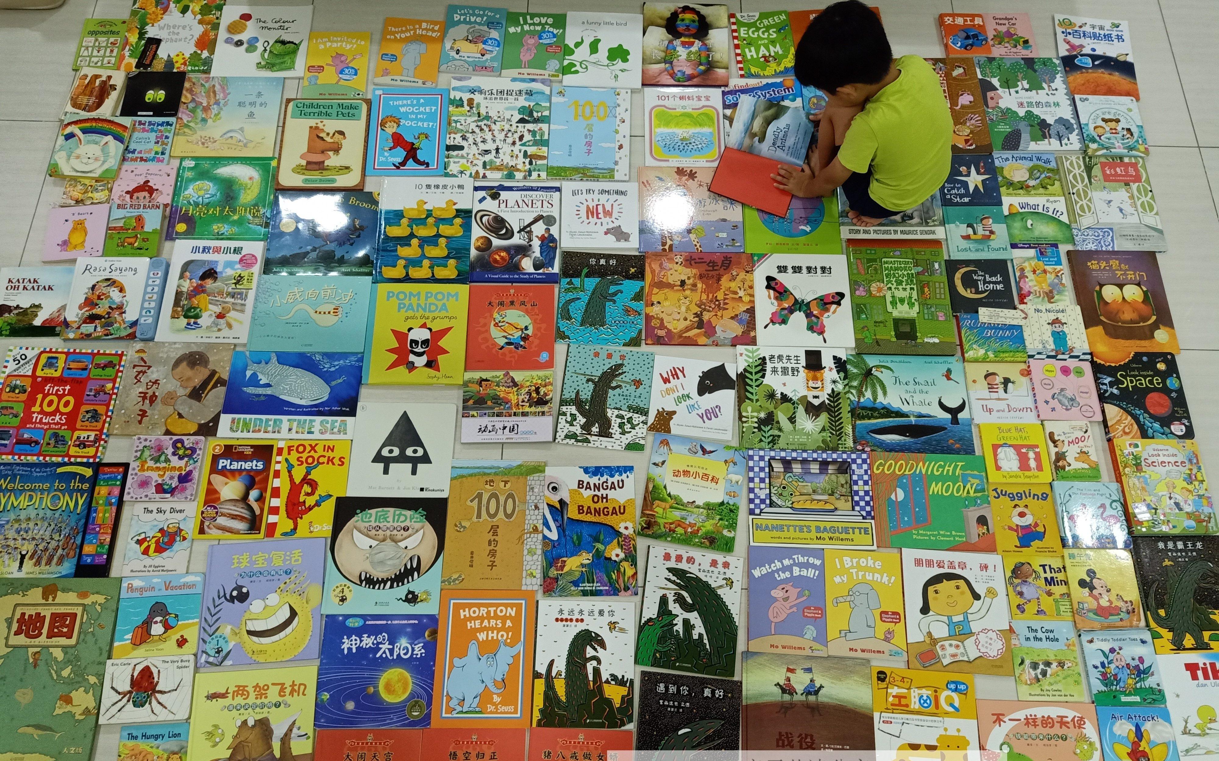 请大力宣传家庭童书互借活动,让孩子们能在有限资源下海量阅读